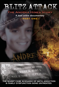 Blitz Attack: The Andrea Hines Story (DVD)